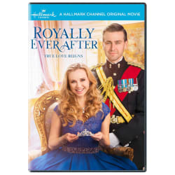 Hallmark Royally Ever After DVD