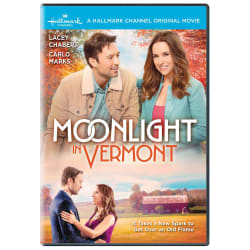 Hallmark Moonlight in Vermont DVD