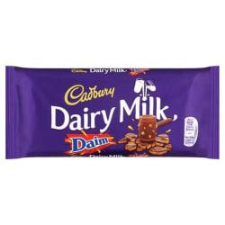 Cadbury Daim Bar 120g