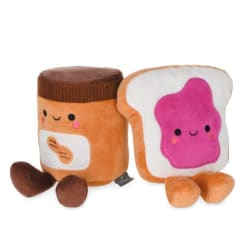 Better Together Peanut Butter & Jelly    Magnetic Plush