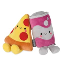 Better Together Pizza and Soda Magnetic Plush