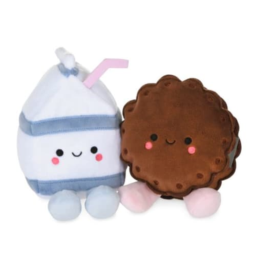 Better Together Milk and Cookie Magnetic Plush