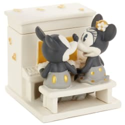 Disney Mickey and Minnie Music to My Ears Trinket Box
