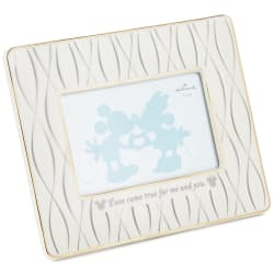 Disney Mickey and Minnie Love Came True Picture Frame