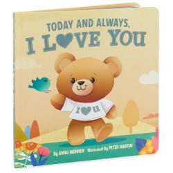 I Love You, Today and Always Book