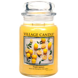 Fresh Lemon Candle