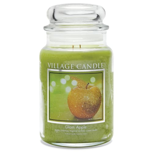 Glam Apple Candle