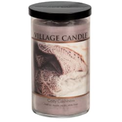 Cozy Cashmere Large Tumbler Candle