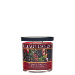 Apples & Evergreen Small Tumbler Candle