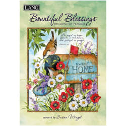 Bountiful Blessings 2021 Lang Pocket Planner