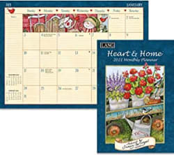 Heart and Home 2021 Lang Pocket Planner