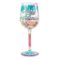 Lolita® Wine Glasses • Best Friends Always