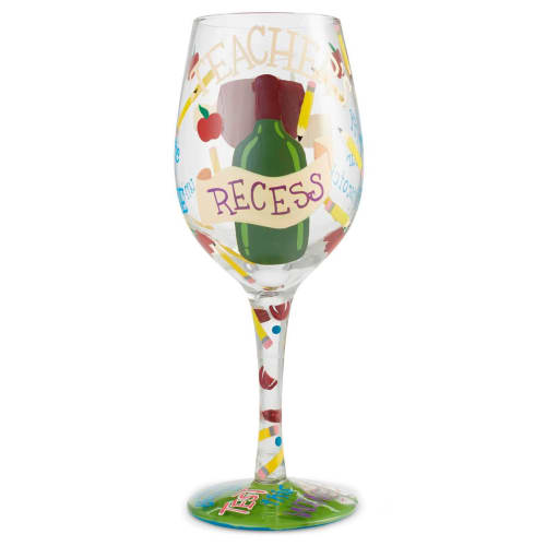 Lolita® Wine Glasses • Teacher's Recess
