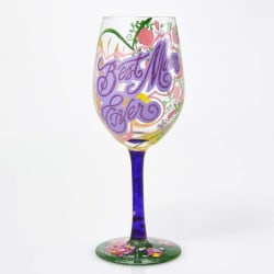 Lolita® Wine Glasses • BEST MOM EVER
