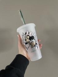 Cupid Minnie Starbucks Tumbler
