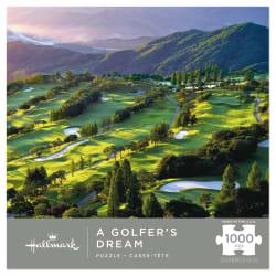 A Golfer's Dream 1,000-Piece Puzzle