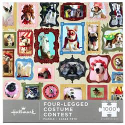Four-Legged Costume Contest 1,000-Piece Puzzle