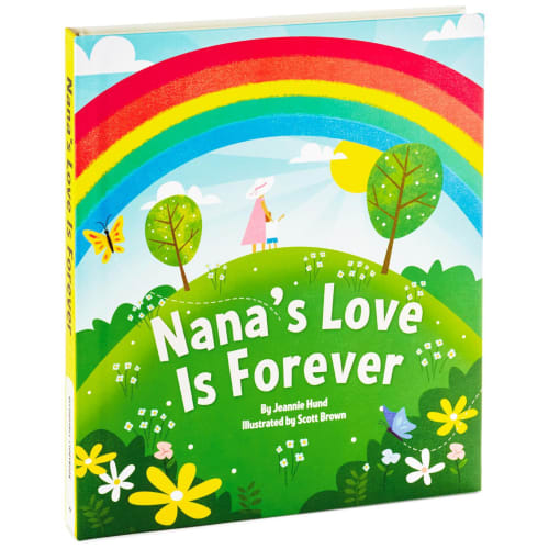 Nana's Love Is Forever Recordable Storybook