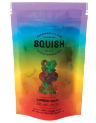Squish Non-Vegan Rainbow Bears