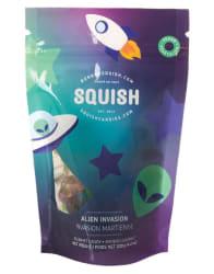 Squish Vegan Alien Invasion