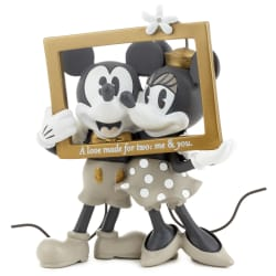 Disney Mickey and Minnie Love Made for Two Figurine