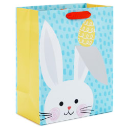 Bunny Face Easter Gift Bag