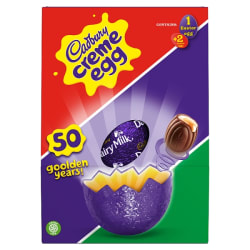 Cadbury Creme Large Easter Egg 233g