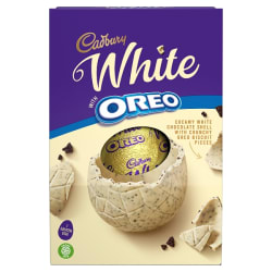 Cadbury Oreo White Large Egg 220g