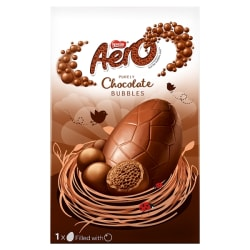 Aero Bubbles Medium Easter Egg 124 g