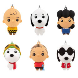 Peanuts Snoopy and Friends Mystery Hallmark Ornament