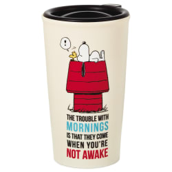 Peanuts® Snoopy Not Awake Travel Mug, 10 oz.