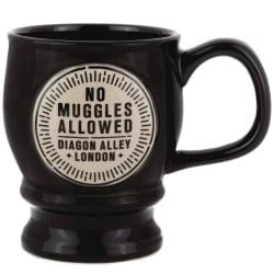 Harry Potter™ No Muggles Allowed Mug, 13.5 oz.