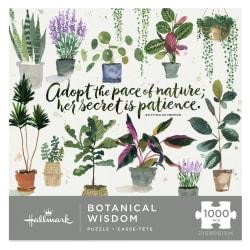 Botanical Wisdom 1,000-Piece Puzzle