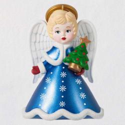 Heirloom Angels Ornament 2021