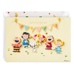 Peanuts® Gang Happy Mother's Day Card