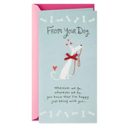 Favorite Place Is Wherever You Are Mother's Day Card From theDog