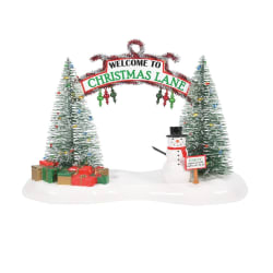 A Festive Christmas Gate