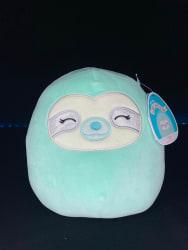 Aqua the Sloth - 12