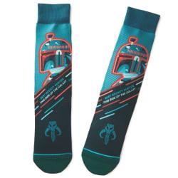 Star Wars™ Boba Fett™ Best Bounty Hunter Novelty Crew Socks