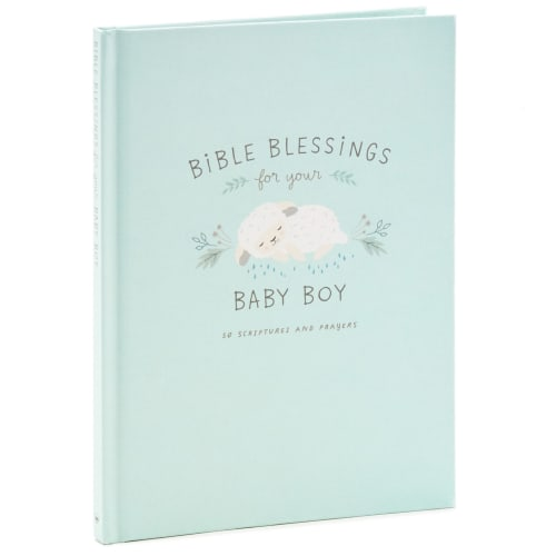 Bible Blessings for Your Baby Boy Book