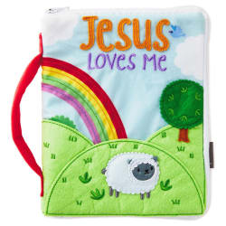 Jesus Loves Me Activity Busy Bag