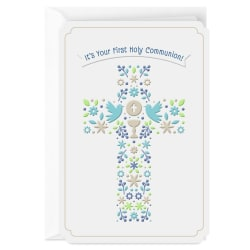 Your Special Day Is Here First Communion Card