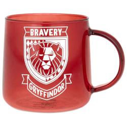 Harry Potter™ Gryffindor™ Glass Mug, 14 oz.