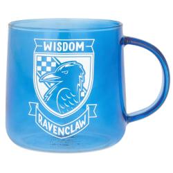 Harry Potter™ Ravenclaw™ Glass Mug, 14 oz