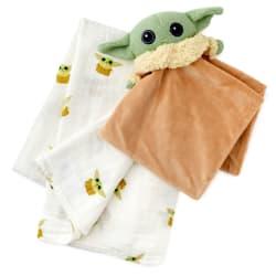 Star Wars: The Mandalorian™ The Child™ Grogu™ Blanket Set