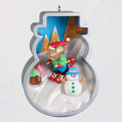 Cookie Cutter Christmas Ornament 2021