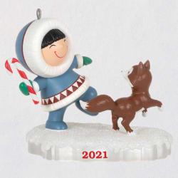 Frosty Friends 2021 Ornament