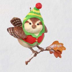 Cozy Critters Ornament 2021