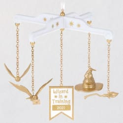 Harry Potter™ Wizard in Training Baby Mobile 2021 Ornament