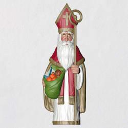 Saint Nicholas Ornament